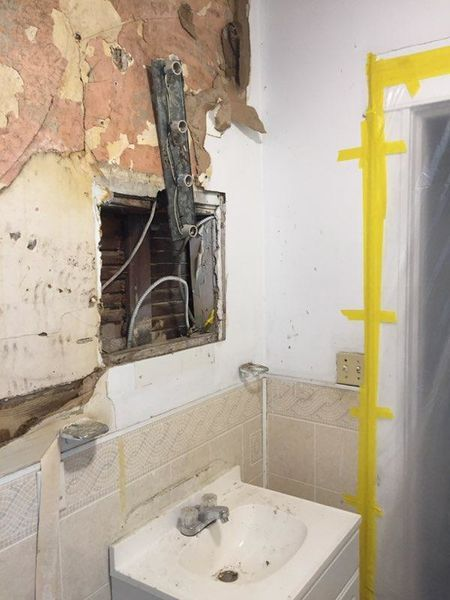 Water Damage from Burst Pipes in New Haven CT (3)